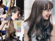 Làm đẹp - Bật mí tuyệt chiêu hóa tóc mỏng thành dày trong tích tắc