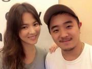 Làng sao - Song Hye Kyo mặt mộc lúc nào cũng đẹp như thế này!