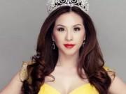 Làng sao - Hoa hậu Thu Hoài nói gì về mối quan hệ với thí sinh Nguyễn Thị Thành?