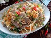 Bếp Eva - Đổi vị với gỏi vịt thơm ngon, thanh mát