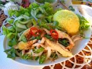 Bếp Eva - Cách làm cơm gà Tam Kỳ ngon mê ly