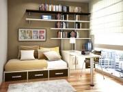 Nhà đẹp - 10 mẹo phù phép cho ngôi nhà thêm rộng rãi