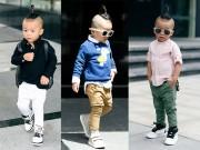 Thời trang cực chất của con trai NTK cá tính nhất Việt Nam
