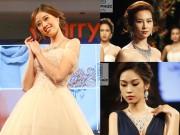 Tin tức thời trang - Top 10 HHHVVN 2015 Khánh Vân tươi trẻ mở màn show diễn Lộc Phúc Jewelry