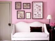 Nhà đẹp - Dùng màu lung tung trong nhà, gia chủ gánh họa mà không biết