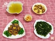 Bếp Eva - Bữa cơm ngon cho ngày mát trời