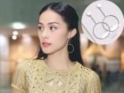 Thời trang - Hạ Vi mix váy trăm triệu với hoa tai 280 ngàn đẹp miễn chê