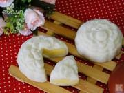 Bếp Eva - Đón Trung thu với bánh dẻo nhân đậu xanh