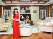Nét đặc biệt trong căn biệt thự bạc tỉ và khu vườn của Trang Nhung