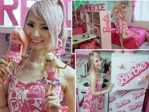 """""""Ngả mũ"""" trước cơn cuồng Barbie của người phụ nữ U40"""