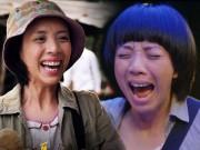 Xem & Đọc - Diễn viên hài Thu Trang kể chuyện bầm giập vì bảo vệ con