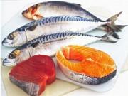 Sức khỏe - Ăn quá nhiều cá có dầu có hại cho sức khỏe
