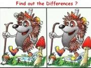 Eva tám - Bạn có đủ tinh mắt để tìm ra những điểm khác nhau trong bức hình này?