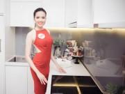 Nhà đẹp - Choáng váng nhà ở 5 sao của Tân hoa hậu Việt Nam