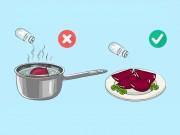 """Bếp Eva - 15 mẹo bất ngờ khiến nấu ăn """"dễ như trở bàn tay"""""""