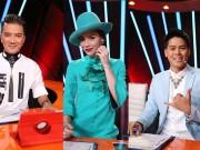 Làng sao - Bộ ba Hương - Hà - Khuê ngồi ghế nóng show dành cho người