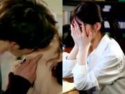 """Xem & Đọc - Yêu không kiểm soát tập 15: Suzy """"chết sững"""" nhìn Kim Woo Bin hôn gái giàu"""