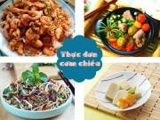 Bếp Eva - Bữa cơm chiều ngon miệng cho ngày nóng