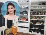 Thời trang - Hoa hậu Việt Nam 2016: Tủ đồ ngập hàng hiệu của Huyền My sau 2 năm đăng quang