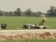 Vụ máy bay quân sự rơi ở Phú Yên: Phi công tử nạn mới 22 tuổi