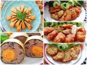 Bếp Eva - Cuối tuần không thể bỏ qua 5 món chả hấp dẫn đổi vị cho cả nhà