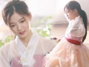Làng sao - Sao nhí Kim Yoo Jung đẹp như nữ thần gây xôn xao mạng xã hội