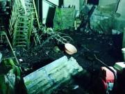 Tin tức - Chập điện xe máy, 6 người chết thảm
