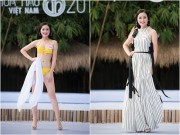 Làng sao - Thí sinh Hoa hậu Việt Nam hồi hộp trước đêm chung kết đang đến rất gần