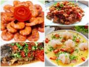 Bếp Eva - 4 món ăn mặn hấp dẫn cho cuối tuần