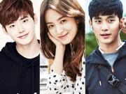 """""""Thánh"""" kịch bản phim Hàn: Đã chọn không bao giờ sai!"""