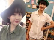 Làm đẹp - Hoa hậu Việt Nam 2016: Tiết lộ nhan sắc thật sự của tân Hoa hậu