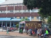 Tin tức - Bệnh nhân HIV cầm kéo rượt đuổi bác sĩ