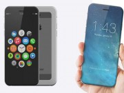 Eva Sành điệu - Apple chắc chắn sẽ bỏ phím Home trong iPhone 2017