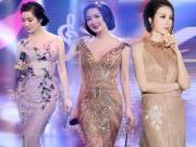 Thời trang sao Việt đẹp tuần qua: Giáng My, Thanh Mai U50 vẫn khiến mọi người trầm trồ