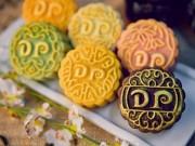 Tin tức ẩm thực - Vòng quanh châu Á khám phá các loại bánh Trung Thu đặc trưng