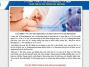 Ngày mai Hà Nội đăng ký 3.500 liều vắc xin Pentaxim