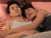 Xem  &  Đọc - Vừa kết hôn với Linh Phi, Quang Tuấn đã phải hôn bạn diễn nam 15 lần