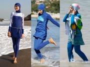Thời trang - Áo tắm của phụ nữ Hồi giáo bị cấm mặc ở Pháp