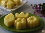 Bếp Eva - Thạch đỗ xanh cốt dừa thanh mát, thơm ngon
