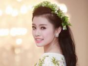 """Làng sao - Quán quân Sao Mai 2015 Thu Hằng đẹp tựa nữ thần ngày """"trở về"""""""