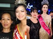 Làng sao - Chân dung và những điều ít biết về mẹ của các Hoa hậu Việt Nam