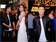 Làng sao - Hậu ly hôn, Lâm Vinh Hải và vợ vẫn sóng đôi đi xem phim