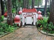 Tin tức - Kỳ bí khu mộ cổ hơn trăm năm trong công viên Tao Đàn