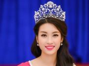 Làng sao - Thực hư Hoa hậu Mỹ Linh thiếu điểm vẫn đỗ ĐH Ngoại thương