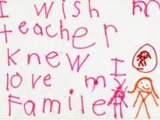 """Tin tức - """"Em ước cô giáo biết rằng..."""" của học sinh khiến giáo viên phải rưng rưng"""