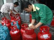 Mua sắm - Giá cả - Hôm nay, giá gas tăng 6.000 đồng bình 12 kg