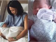 Làng sao - MC Thùy Minh đã sinh con thứ 2 vào hôm qua