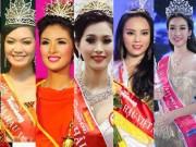 Clip Eva - Video: Nhìn lại khoảnh khắc đăng quang của các Hoa hậu Việt Nam qua các năm