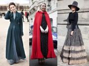 Thời trang - Phát ghen với thời trang cổ tích của vợ tỷ phú Nga