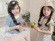 Làm đẹp - Những kiểu tóc đẹp ngày khai giảng cho bé gái các mẹ đừng quên